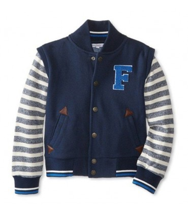 Boys blue navy jacket French Connection