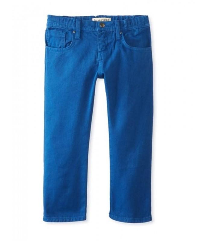 Pantalón azul niño