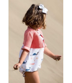 CHAQUETA BABY PAPAYA KIDS CHOCOLATE