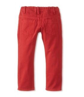 Pantalón rojo niño Peas & Queues