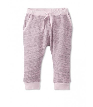 Pink Joggin Pants 100% cotton Peas and Queues