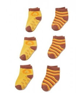 Toddlers printed socks