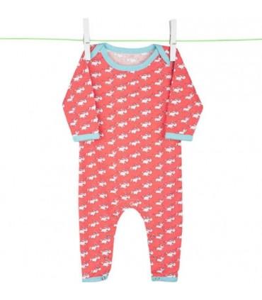 Pijama bebé Poco Nido Unicornios