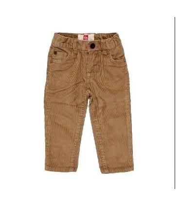Pantalon bebé garcon marron Quicksilver