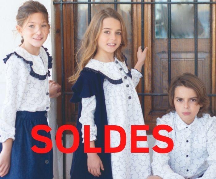 SOLDES FASHION ENFANTS